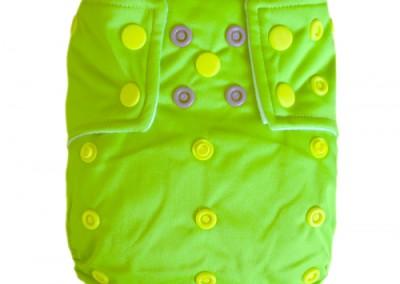 многоразовые подгузники Alva Премиум цвет Зеленый