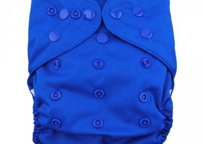 многоразовые подгузники Alva Без кармана Эконом цвет Синий