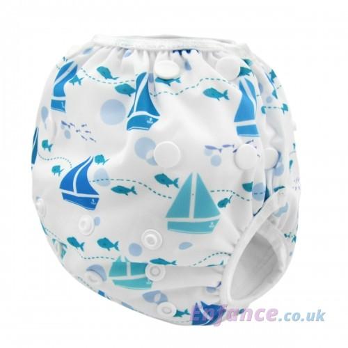 Многоразовый подгузник для плавания